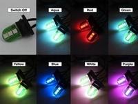 Color Changing Headlight LED Strobe Kit