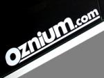 Oznium.com Vinyl Decal