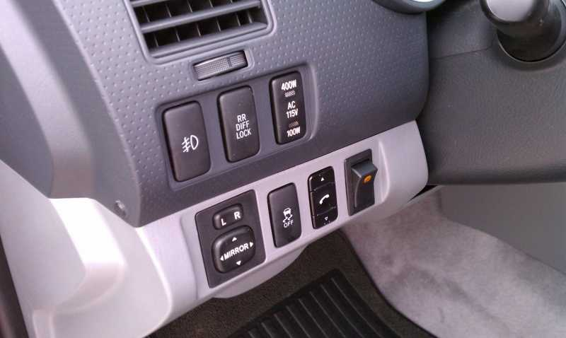 scion oem style rocker switch