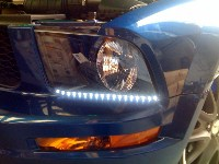 "Side Emitting ""Headlight"" LED Strip"